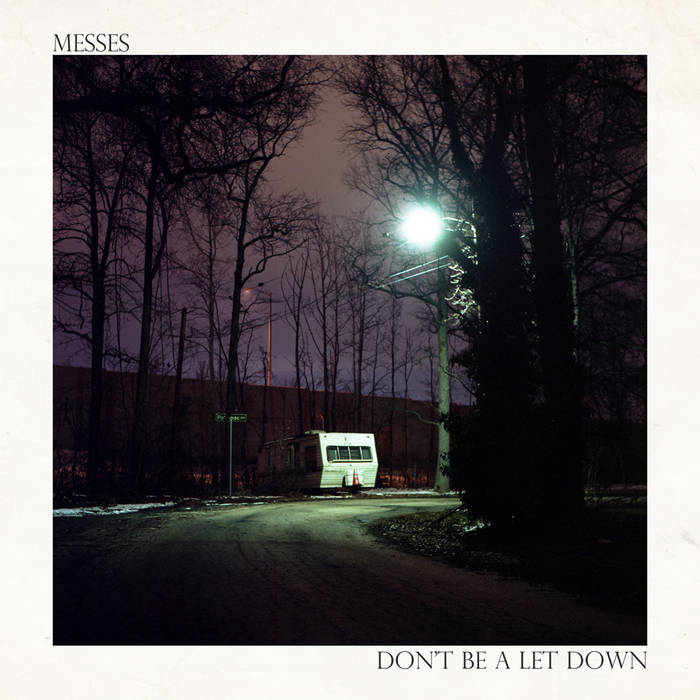 Don't Be A Let Down cover art
