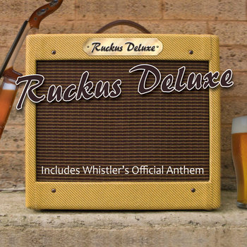 Ruckus Deluxe EP 01 cover art