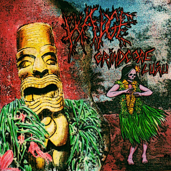 Grindcore Lu'au cover art