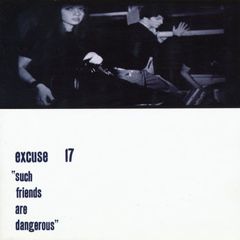 Such Friends Are Dangerous cover art