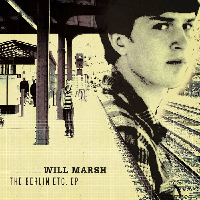 The Berlin Etc. EP cover art