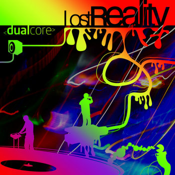 Lost Reality cover art