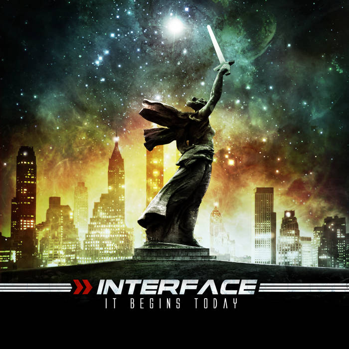 Interface - It Begins Today cover art