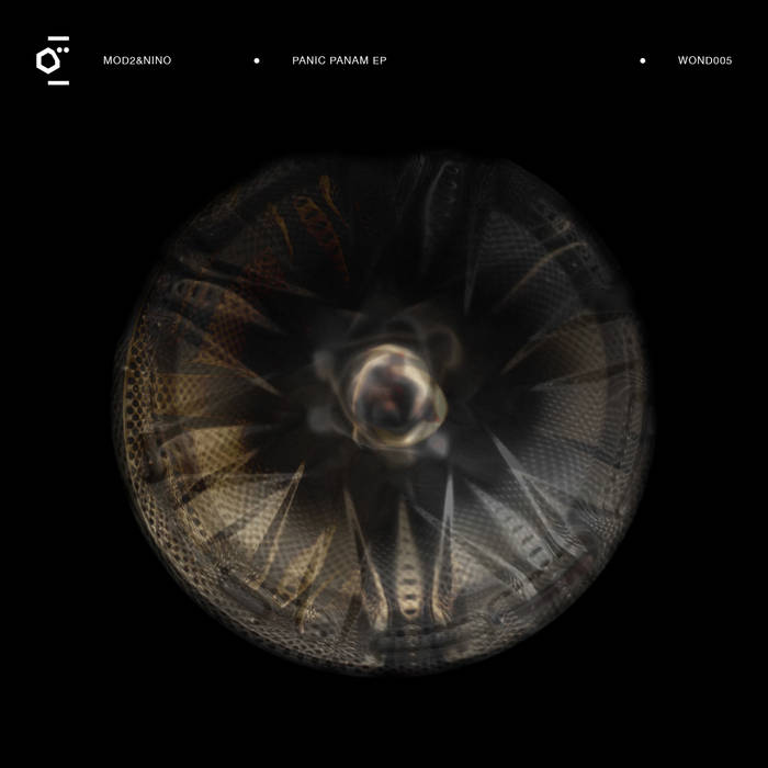 Panic Panam EP cover art