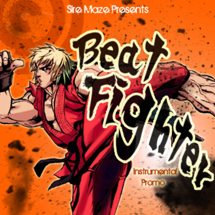 Beat Fighter cover art
