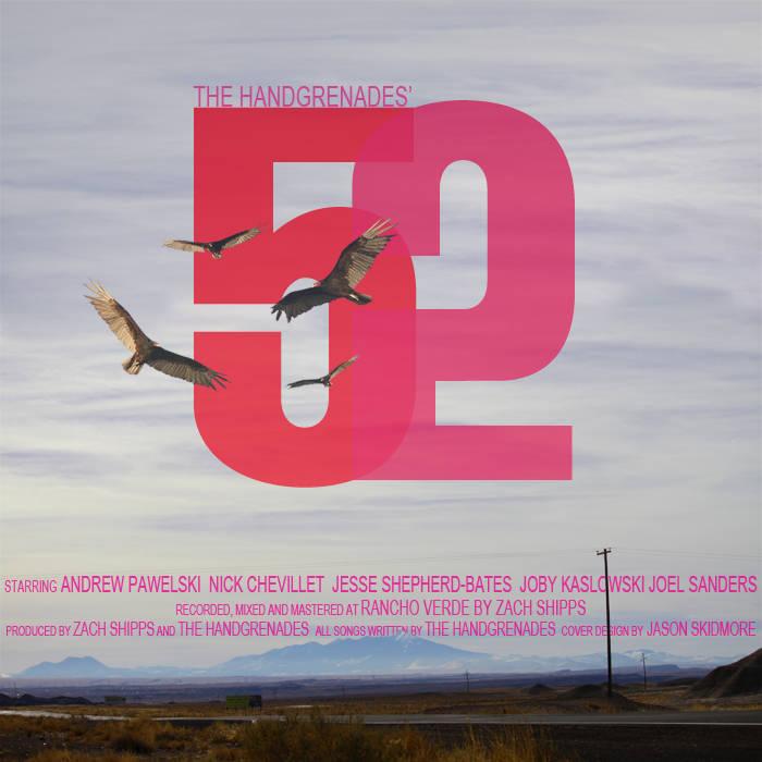 52 cover art