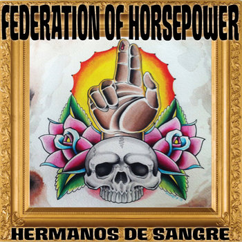Hermanos de Sangre cover art