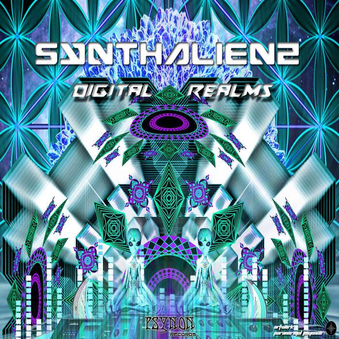 Digital Realms EP cover art
