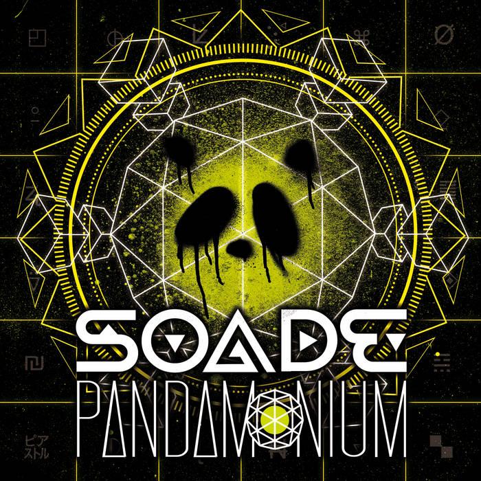 PANDAMONIUM cover art