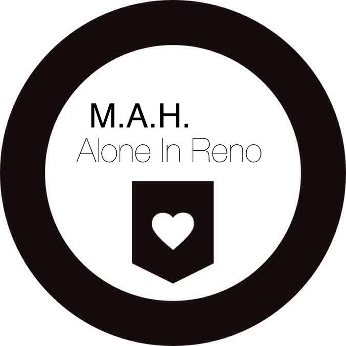 Alone In Reno cover art