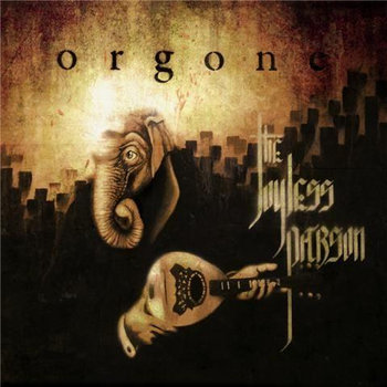 The Joyless Parson cover art