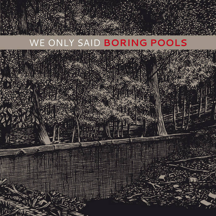 BORING POOLS cover art