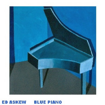 BLUE PIANO cover art
