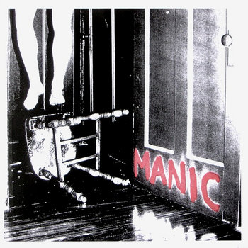 "Manic - s/t 7"" cover art"