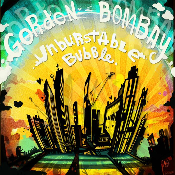 Unburstable Bubble cover art