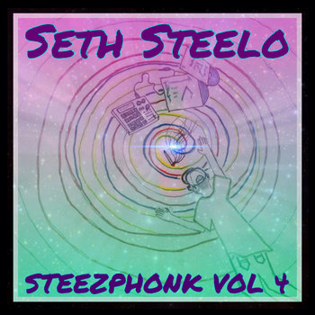 SteezPhonk - Vol 4 cover art