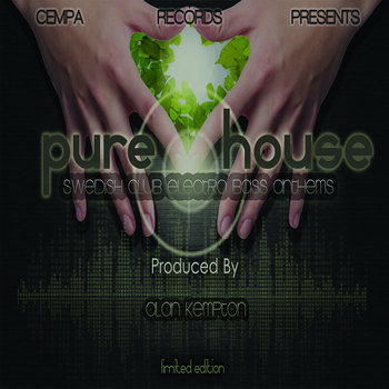 Pure House: Swedish Club Electro Bass Anthems cover art