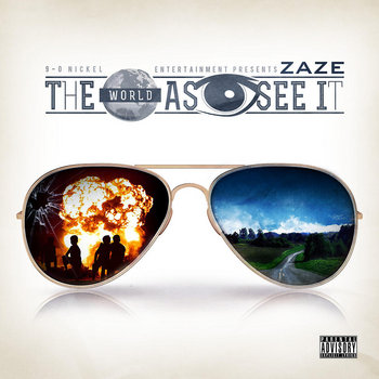 The World As I See It cover art