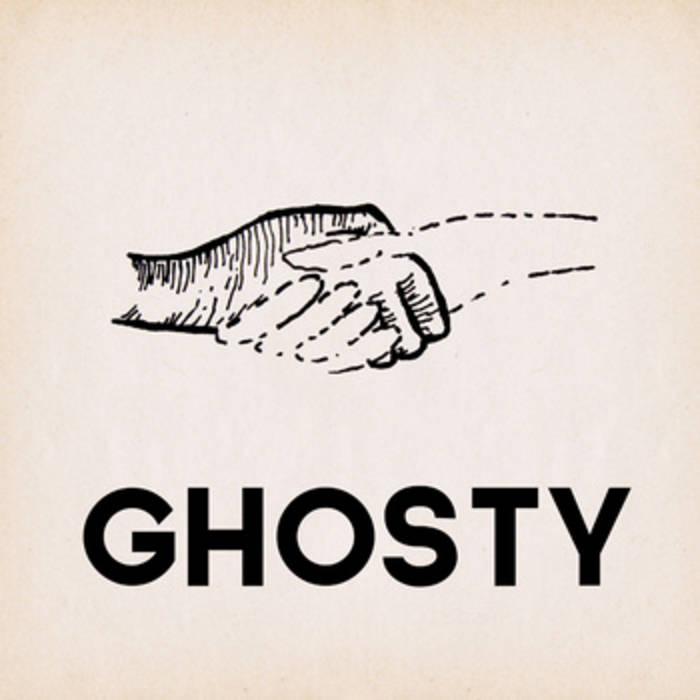 GHOSTY cover art