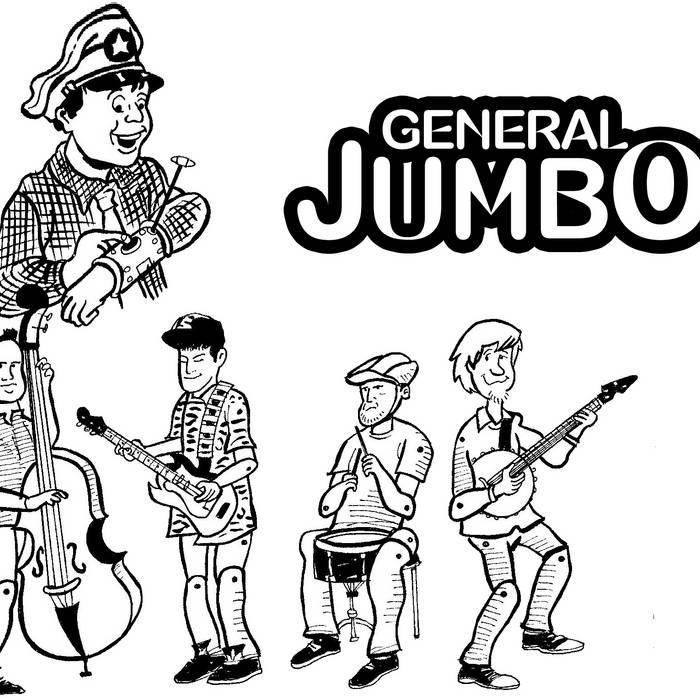 General Jumbo E.P cover art