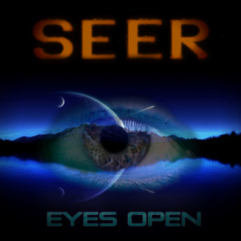 Eyes Open EP cover art