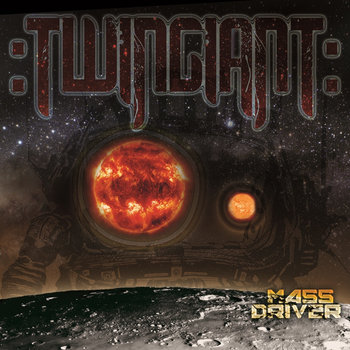 Mass Driver cover art