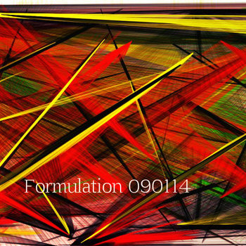 Formulation 090114 cover art