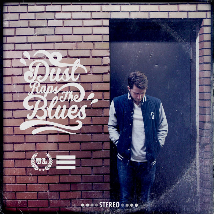 Dust Raps the Blues cover art