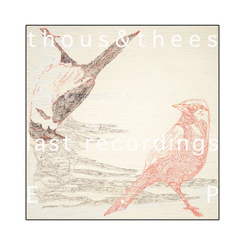 Last Recordings EP cover art