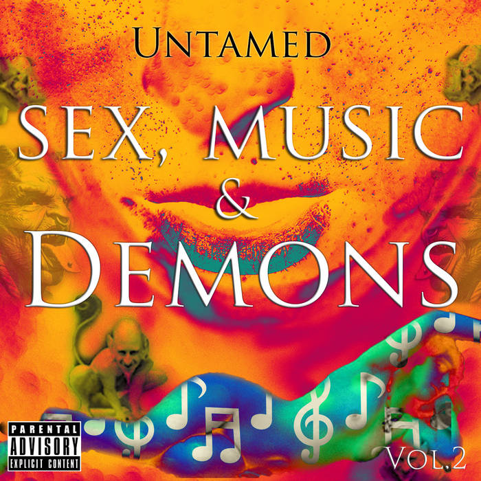 Sex Music & Demons Vol.2 cover art
