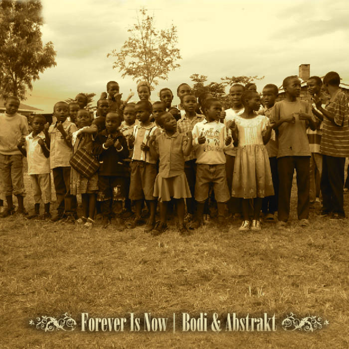Forever Is Now cover art