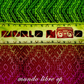 Mundo Libre EP cover art