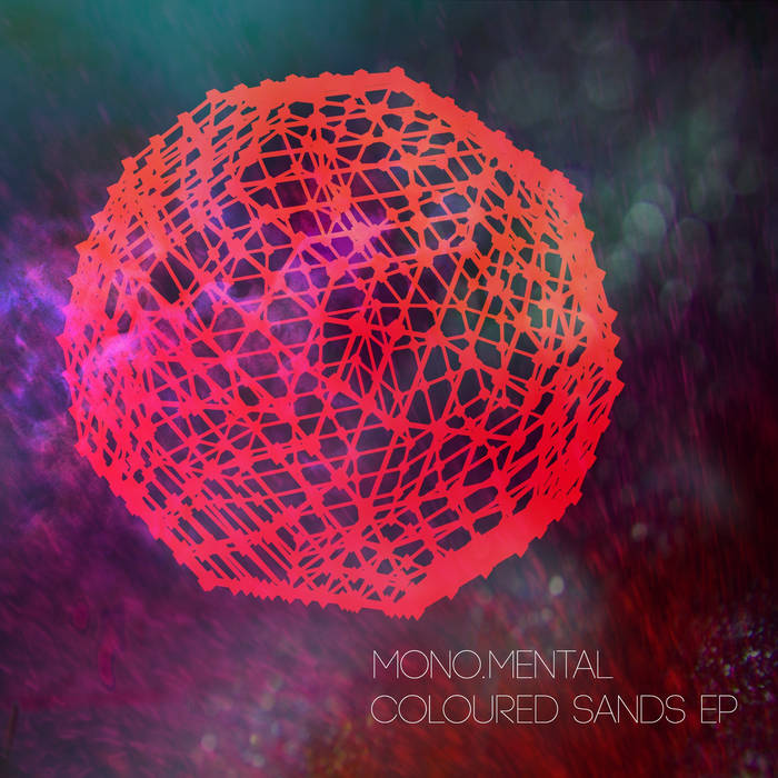 Coloured Sands EP cover art