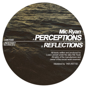 [USKY009] Perceptions // Reflections cover art