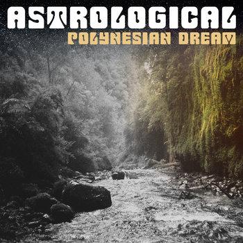 Polynesian Dream EP cover art