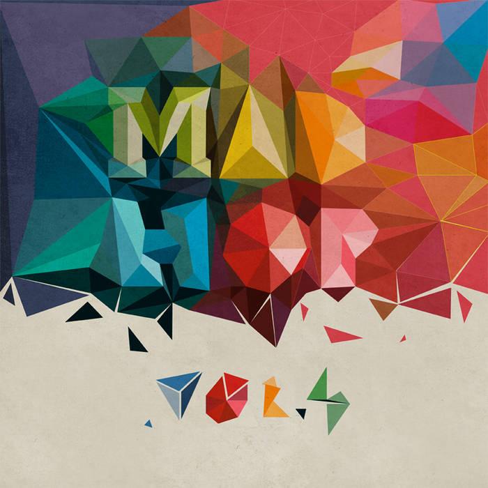 Mad-Hop vol.4 cover art