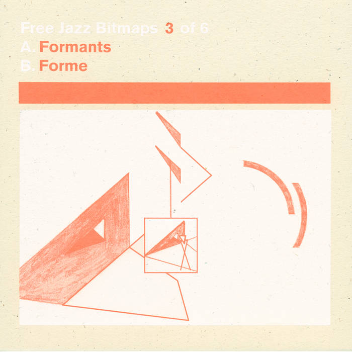 Free Jazz Bitmaps, Volume 1, III of VI cover art