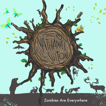 Zombies Are Everywhere (single) cover art