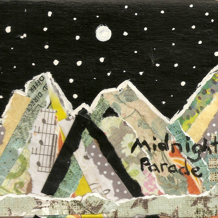 Midnight Parade EP cover art