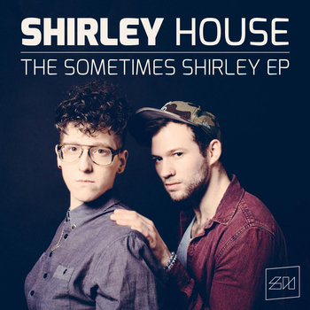 The Sometimes Shirley EP cover art