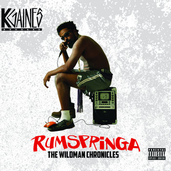 K. Gaines - RumSpringa : The Wildman Chronicles cover art