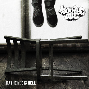 Rather Be In Hell cover art