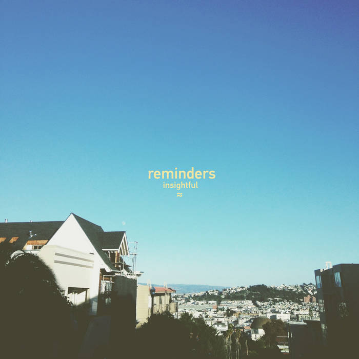 Reminders cover art