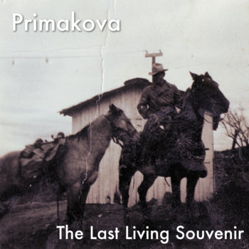 The Last Living Souvenir cover art