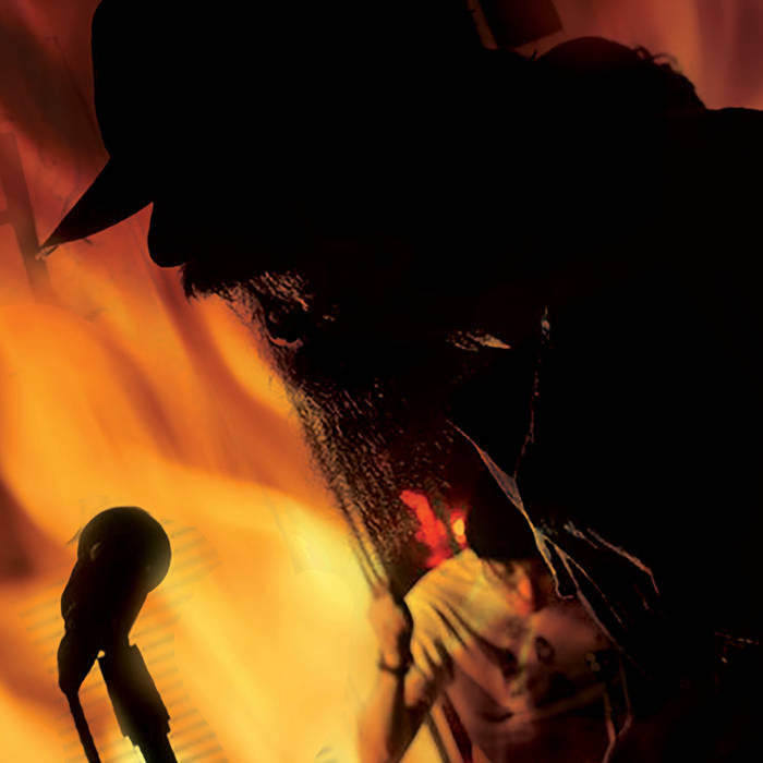 HELL FIRE cover art