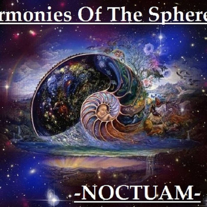 Harmonies Of The Spheres cover art