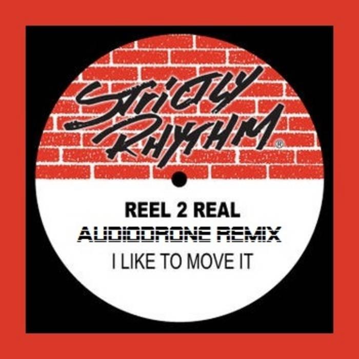 Reel 2 real i like to move