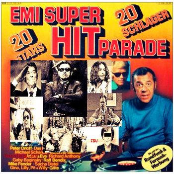 Hitparade 3012 cover art