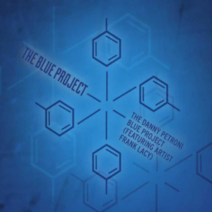 The Blue Project cover art