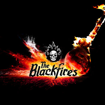 The Blackfires - Live from The Cutting Room cover art